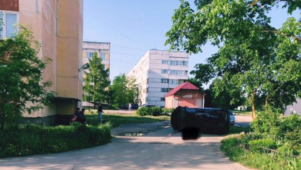 В деревне Кипень произошло смертельное ДТП